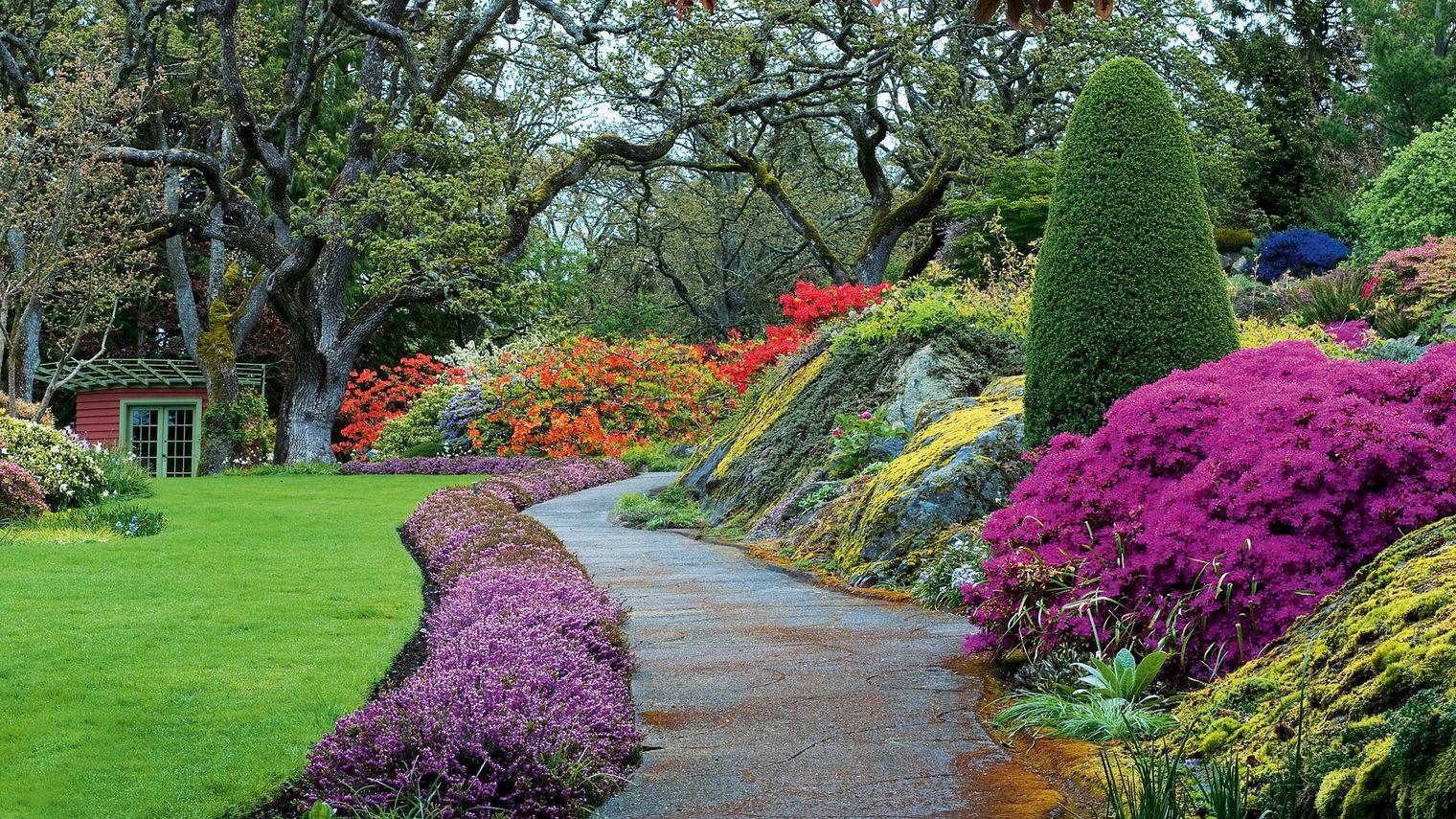 Un jardin zen et color deco in for Jardins jardin 2016