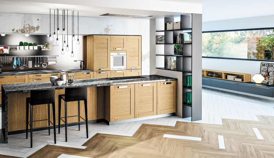 Une cuisine moderne deco in for Une cuisine moderne