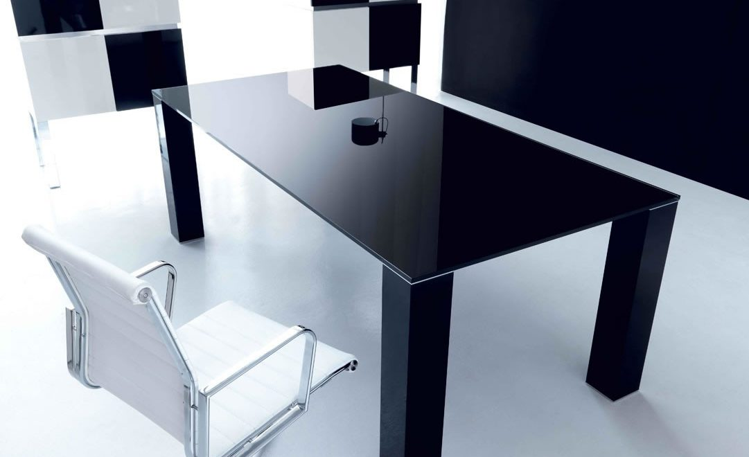 table de bureau gestion d espace deco in. Black Bedroom Furniture Sets. Home Design Ideas