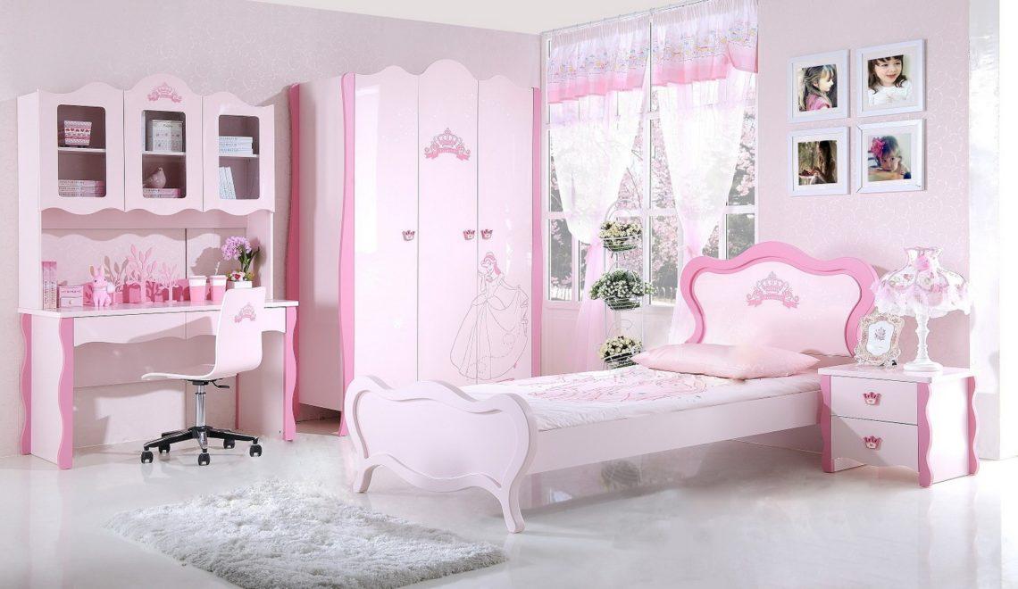 Une chambre digne d une princesse pour votre tr sor deco in for Chambre enfant rose