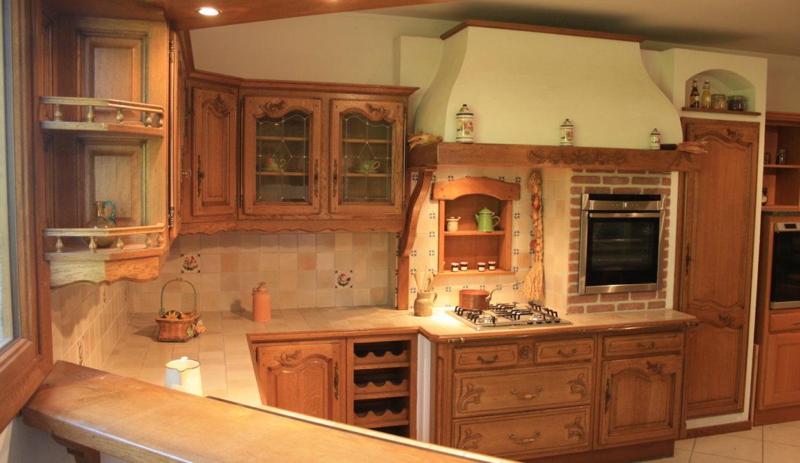 Les accessoires rustiques pour la cuisine - Deco-In