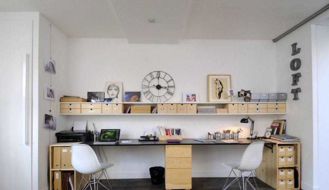 Admirable Quel style de déco pour un bureau - Deco-In YJ-83